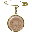 Homestead Charm with pin 8