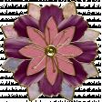 Renaissance Faire Wired Flower #02