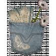 Blue Jean Pocket