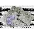 Enchanted Cloud Clock