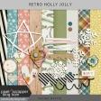::Retro Holly Jolly Kit::