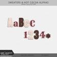 ::Sweater & Hot Cocoa Alphas::