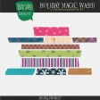 Holiday Magic: Washi