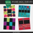 Holiday Magic: Templates