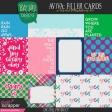 Aviva: Filler Cards