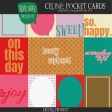 Celine: Pocket Cards
