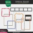 Rowena: Frames