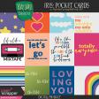 Iris: Pocket Cards