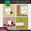 Winifred: Quick Pages
