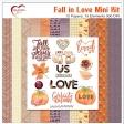 Fall in Love Mini Kit
