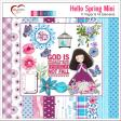 Hello Spring Mini Kit