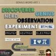 Genius Word Art 1