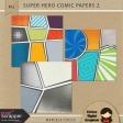 Super Hero Comic Papers 2