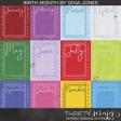 Birth Month Kit