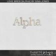 Love Birds (Alphas)