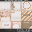 Love Birds (Journal Cards)