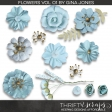 Fabric Flower Kit