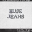 Blue Jeans & Sneakers (Alpha)