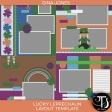 Lucky Leprechaun (layout templates)