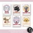 Everyday Is Caturday (Valentine Cards)