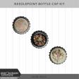 Needlepoint Bottlecap Kit