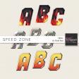 Speed Zone Alphas Kit
