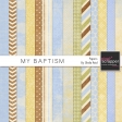 My Baptism Papers Kit