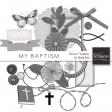 My Baptism Element Templates Kit