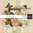 Vintage-November 2013 Blogtrain Mini Kit