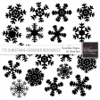 Its Christmas-Designer Resources-Snowflake Shapes Kit