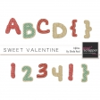 Sweet Valentine Alphas Kit