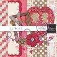 Be Mine- February 2014 Blogtrain Mini Kit