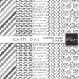 Earth Day Overlay/Paper Templates Kit