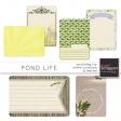 Pond Life Journal Cards Kit