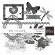 Pond Life Element Templates Kit