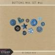 Button Mix Set #03 Kit