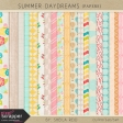 Summer Daydreams Papers Kit
