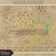 Outdoor Adventures Paint, Stamps, And Doodles Kit