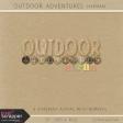Outdoor Adventures Alphas Kit