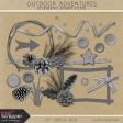 Outdoor Adventures Element Templates Kit
