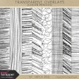Transparent Overlays- Color Pencils