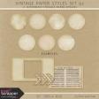 Vintage Paper Styles Set 02