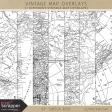 Vintage Map Overlays Kit