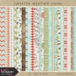 Sweater Weather Papers Kit