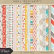 Furry Friends- Kitty Papers Kit