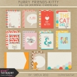 Furry Friends- Kitty Journal Cards Kit