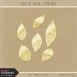 Gold Foil Leaves Kit