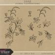 Shine Floral Illustrations Kit