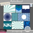 Pocket Basics 2 Bold Journal Card Templates