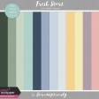 Fresh Start Cardstock Solid Papers